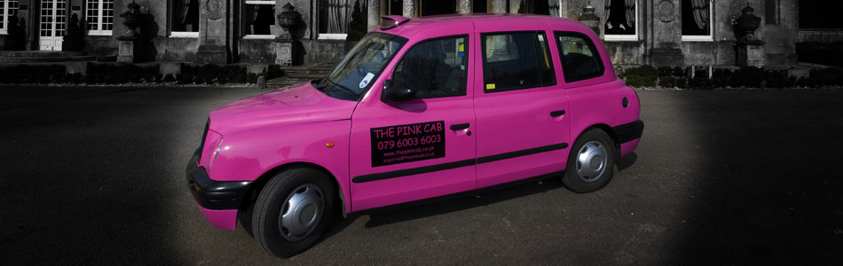 The Pink Cab